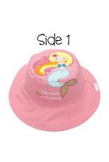 Sun Hat Mermaid/Seahorse (reversible)
