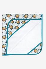 Posh Peanut Cruz Hooded Towel