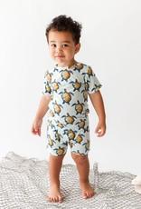 Posh Peanut Cruz Basic Short Pajamas