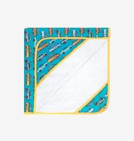 Posh Peanut Marino Hooded Towel