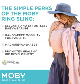 Moby Moby Ring Sling Carrier