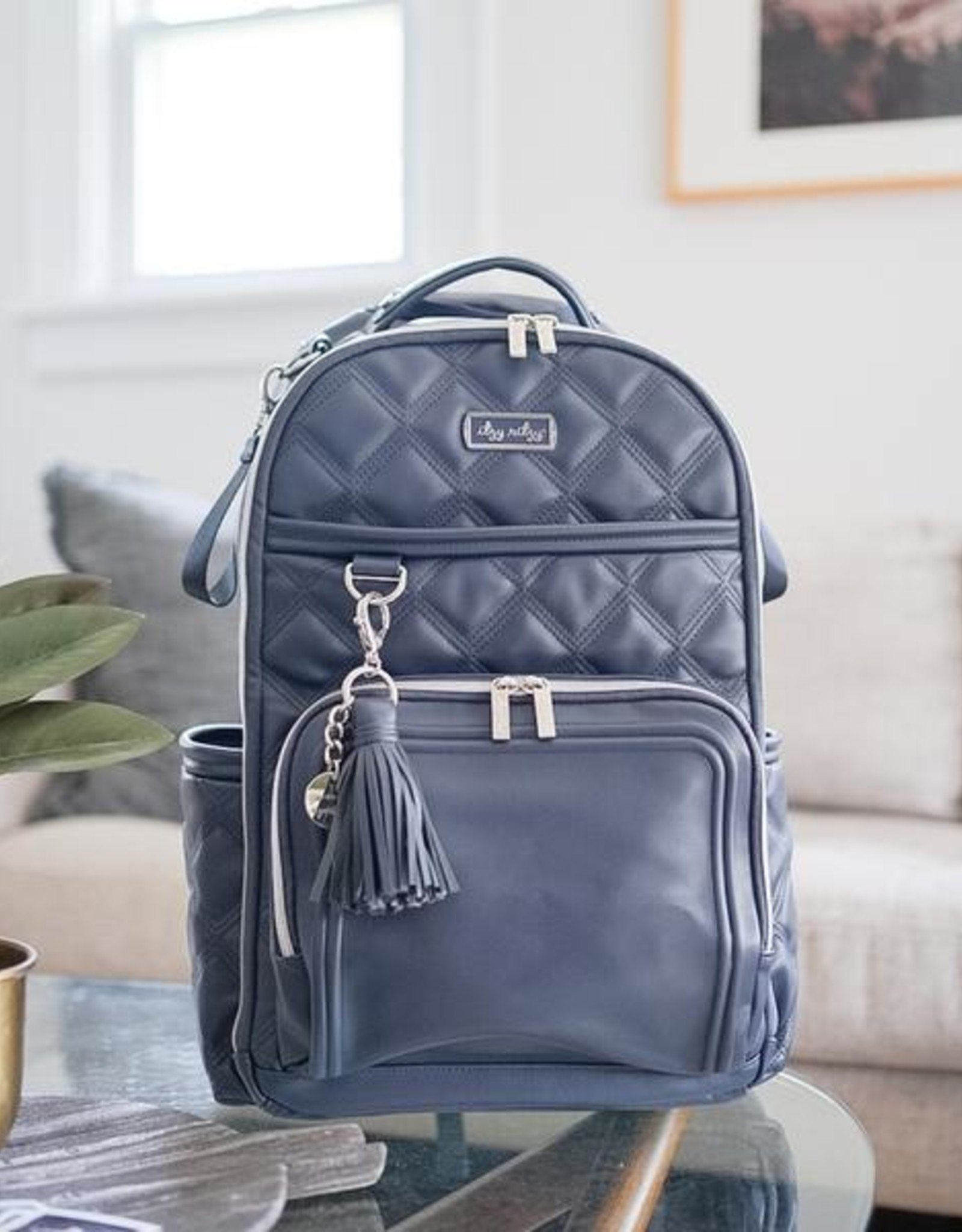Itzy Ritzy Moonstone Boss Plus™ Backpack Diaper Bag - Boutique Exclusive!