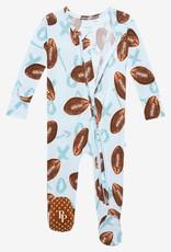 Posh Peanut Field Day - Footie Zippered