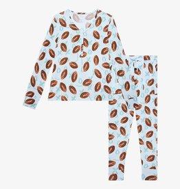 Posh Peanut Field Day - Women Pajama Set Lng Slv