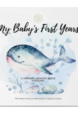 Baby's First Years Memory Book - Sea world