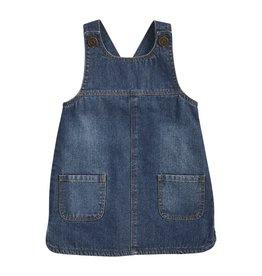 Mud Pie Denim Overall Dress