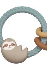 Itzy Ritzy Sloth Ritzy Rattle