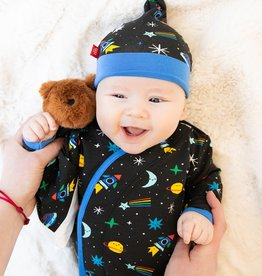 Magnetic Me Space Chase Gown  NB-3 Mos. - Magnetic, Modal