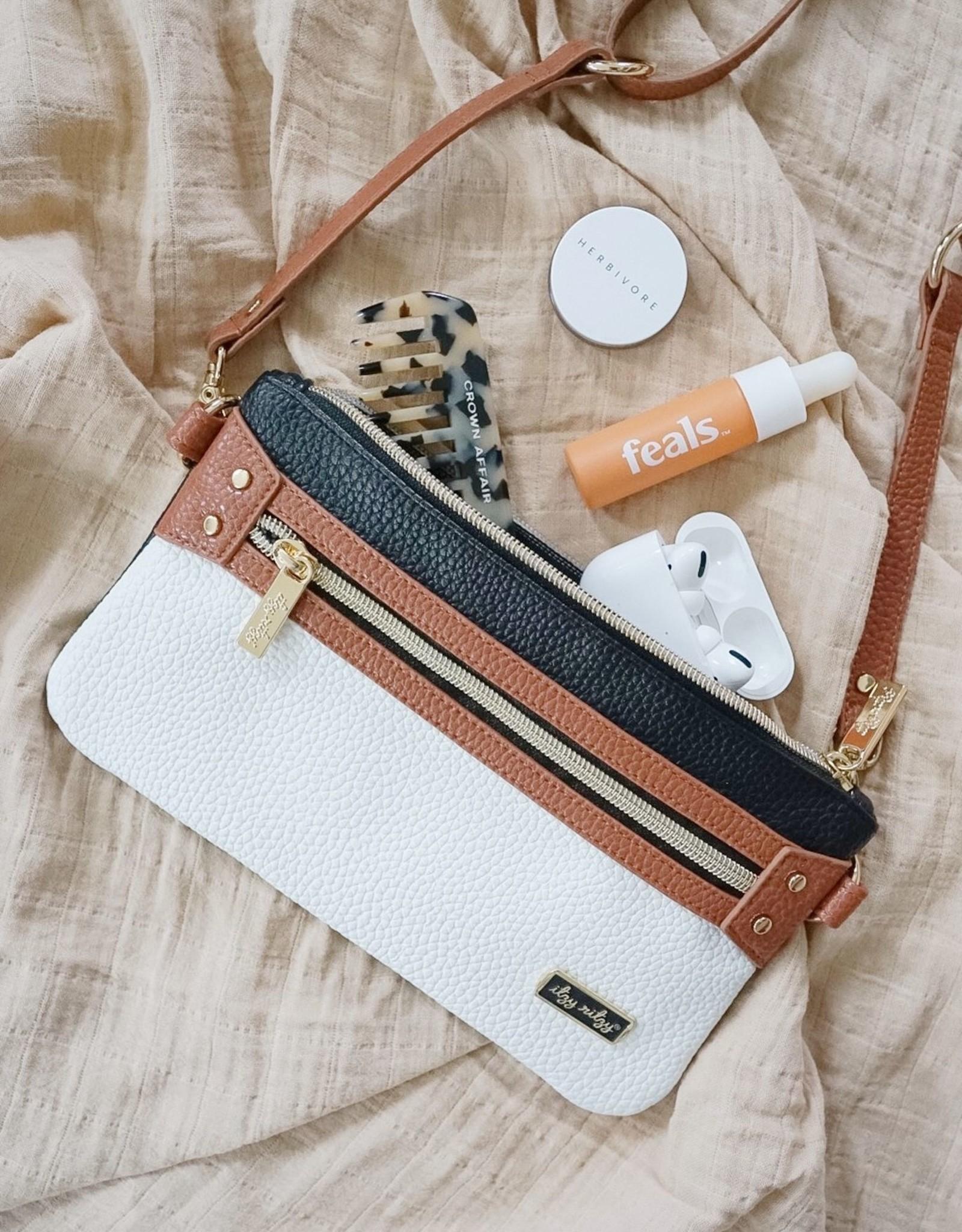 Itzy Ritzy Coffee & Cream Boss Pouch™ Wallet