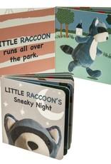 Mary Meyer Leika Little Raccoon Book