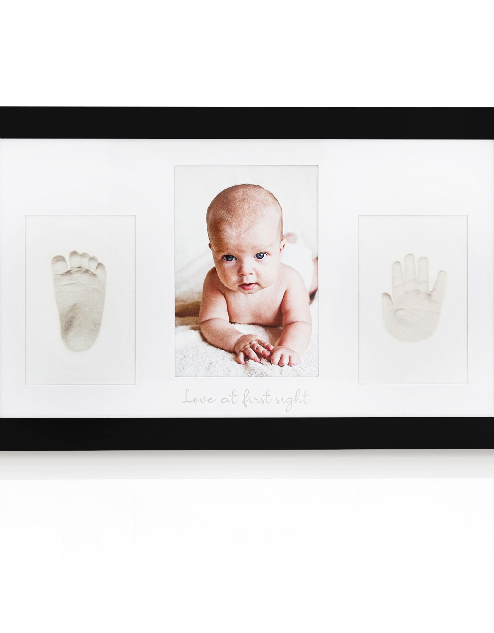 Duo Handprint Footprint Keepsake Kit