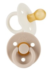 Itzy Ritzy Itzy Soother Natural Rubber Pacifier Set