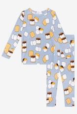 Posh Peanut Marshal - Basic Pajama Long Sleeve