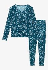 Posh Peanut Adriana - Women Long Sleeve Pajama Set