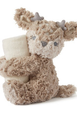 Elegant Baby Naptime Huggie Plush Toy - Fawn