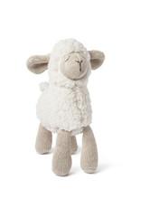 """Elegant Baby Lamb Plush Toy - 10"""""""