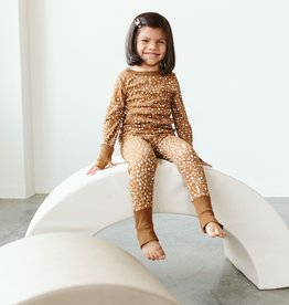 goumikids Bamboo Organic Cotton Loungewear - Trillium