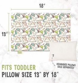 """Printed Toddler Pillowcase 13 X 18"""""""