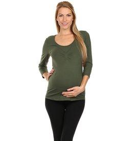 Georgia Give-n-Go Maternity / Nursing Top