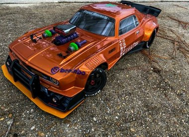 RC Speed Monster