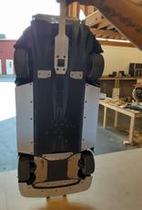 RC Speed Monsters RSM ARRMA Infraction Side Skirts/Body Locks