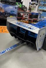 RC Speed Monsters RSM ARRMA LIMITLESS WHEELIE BAR (Blue Inlay)