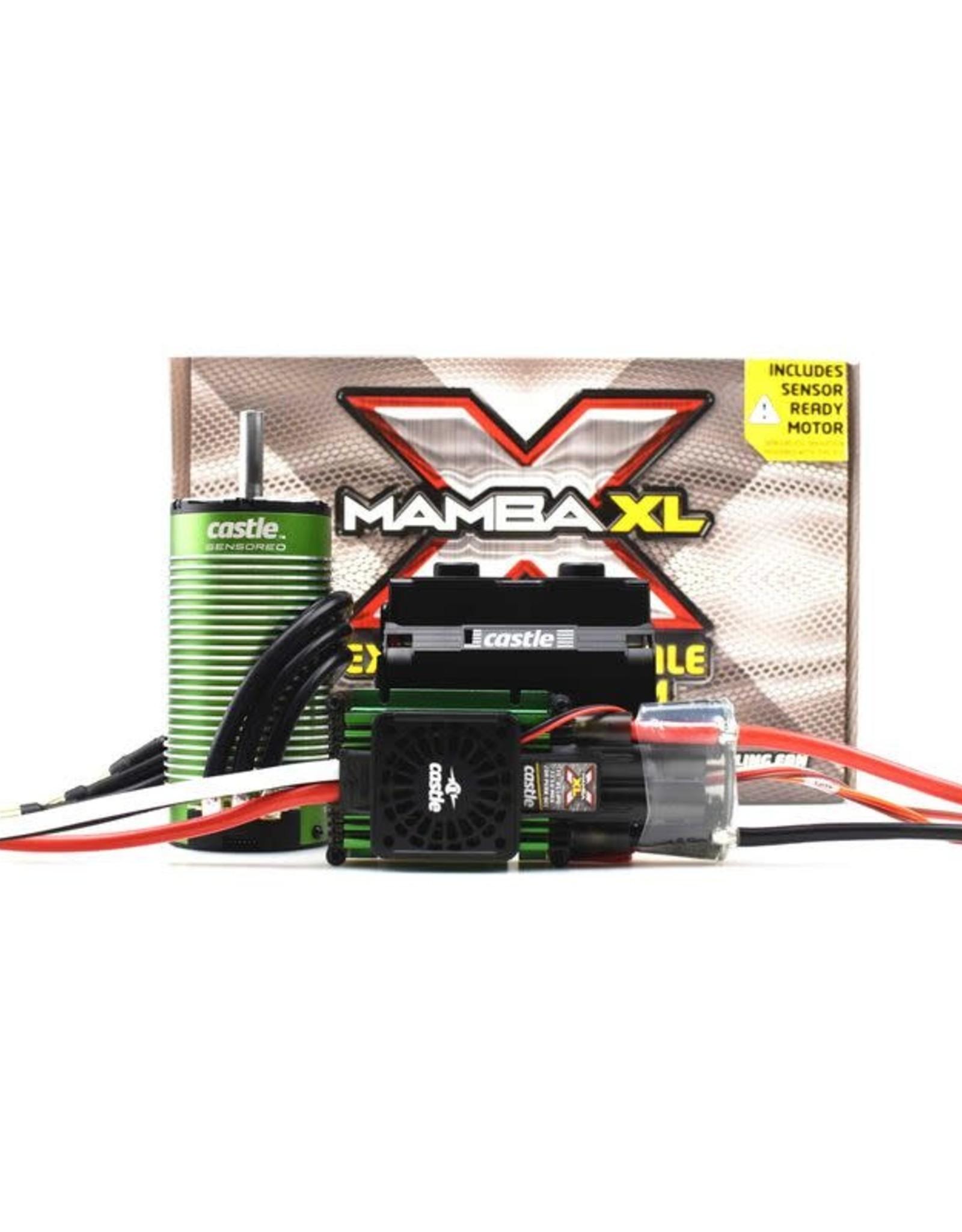 CSE CSE010014201 1/5 MAMBA XLX 34V,20AMP Peak BEC,2028-800KV Motor