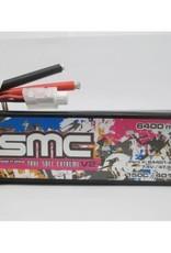 smc64401-4s2p True Spec Extreme Graphene V2 14.8V-6400mAh-150C Softcase
