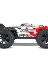 Arrma ARA1026901/10 KRATON 4x4 4S BLX RTR Red