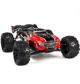 Arrma ARA106040T1 1/8 Kraton 6S 4WD BLX Speed Monster Truck RTR Red