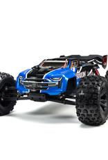 Arrma ARA106040T2 1/8 Kraton 6S 4WD BLX Speed Monster Truck RTR Blue