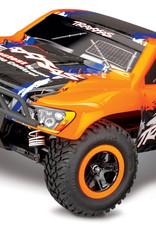 TRA TRA68068-4 Orange 1/10 Slash 4X4 VXL Brushless w/ TSM