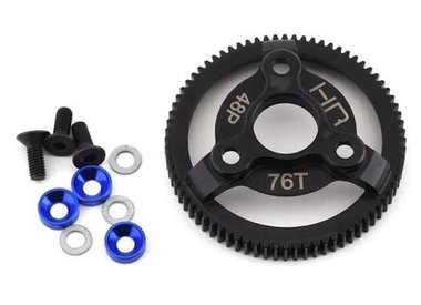 pinion and spur gears