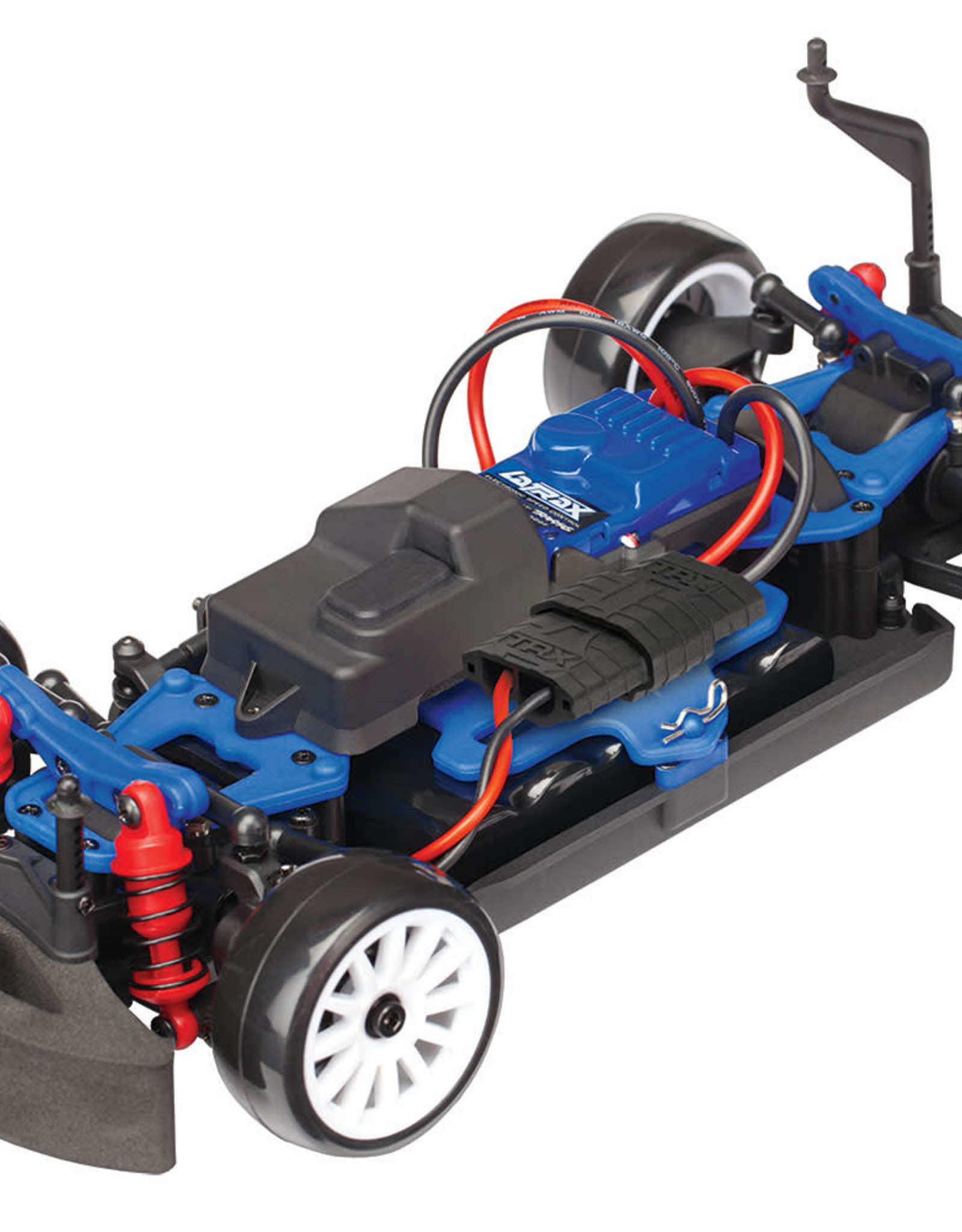 Traxxas TRA75054-5 GRN  LaTrax® Rally: 1/18 Scale 4WD Electric Rally Racer. Ready-To-Race® and Powered by Traxxas®