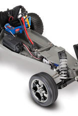 Traxxas TRA4076-4 Red Bandit VXL 1/10 Scale off road Buggy with Stability Management No Battery