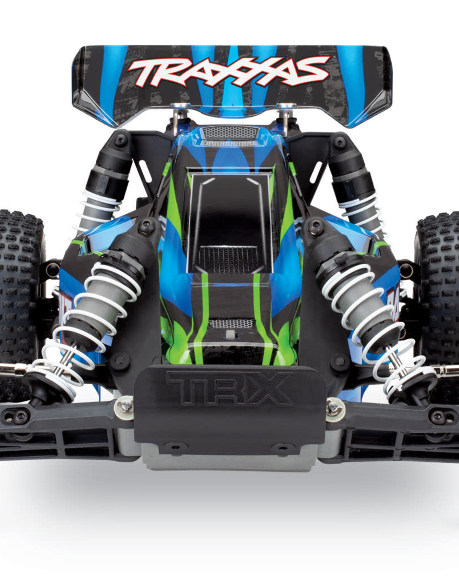 Traxxas TRA4076-4 Blue Bandit VXL 1/10 Scale off road Buggy with Stability Management No Battery