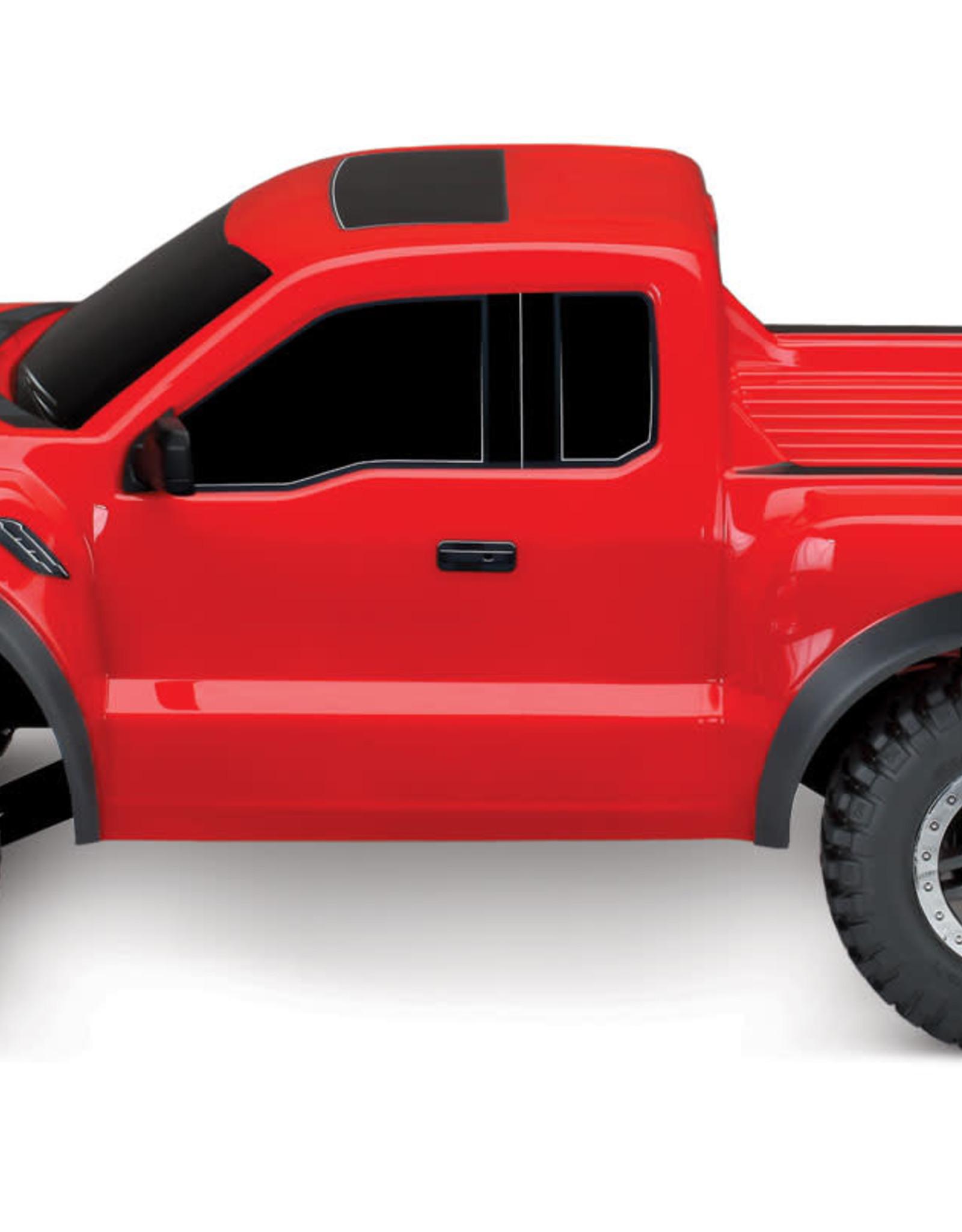 Traxxas TRA58094-1 Red Ford Raptor RTR Slash 1/10 2WD Truck