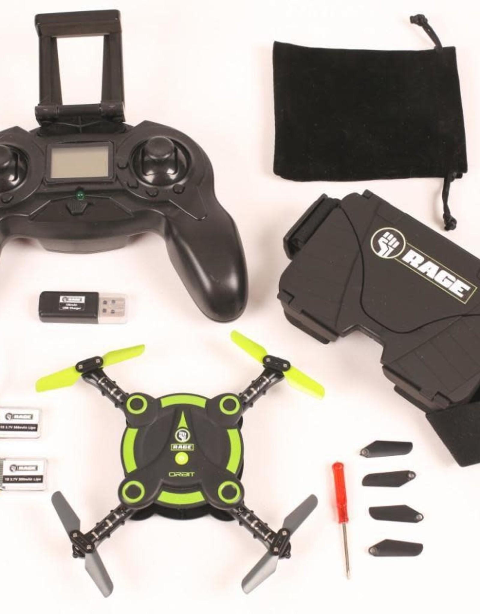 RGR3050  Orbit FPV Pocket Drone RTF
