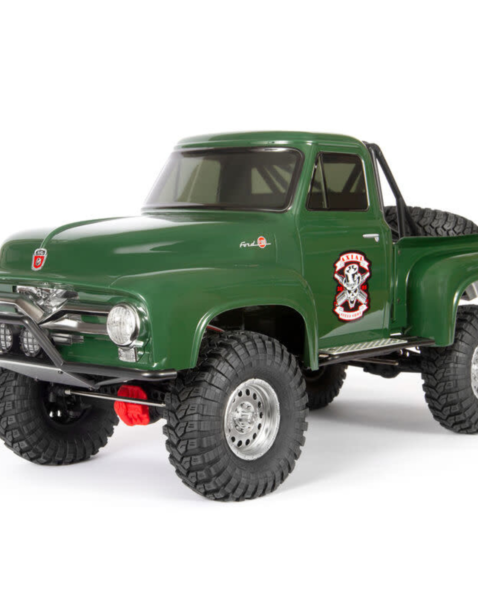 Axial AXI03001T2 Green SCX10 II 1955 Ford 1/10th 4wd RTR