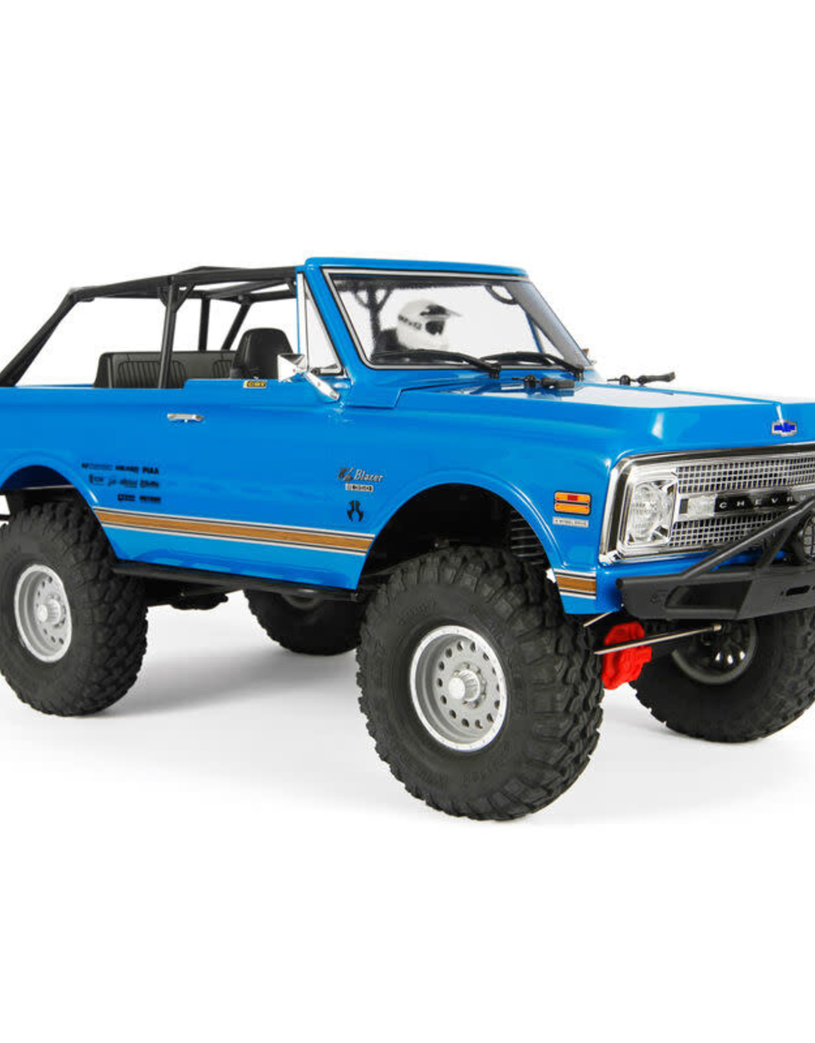Axial AX90058 SCX10 II '69 Chevrolet Blazer 4WD RTR