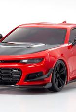 KYOSHO KYO32339R MINI-Z RWD Camaro ZL1 Red Hot W/LED