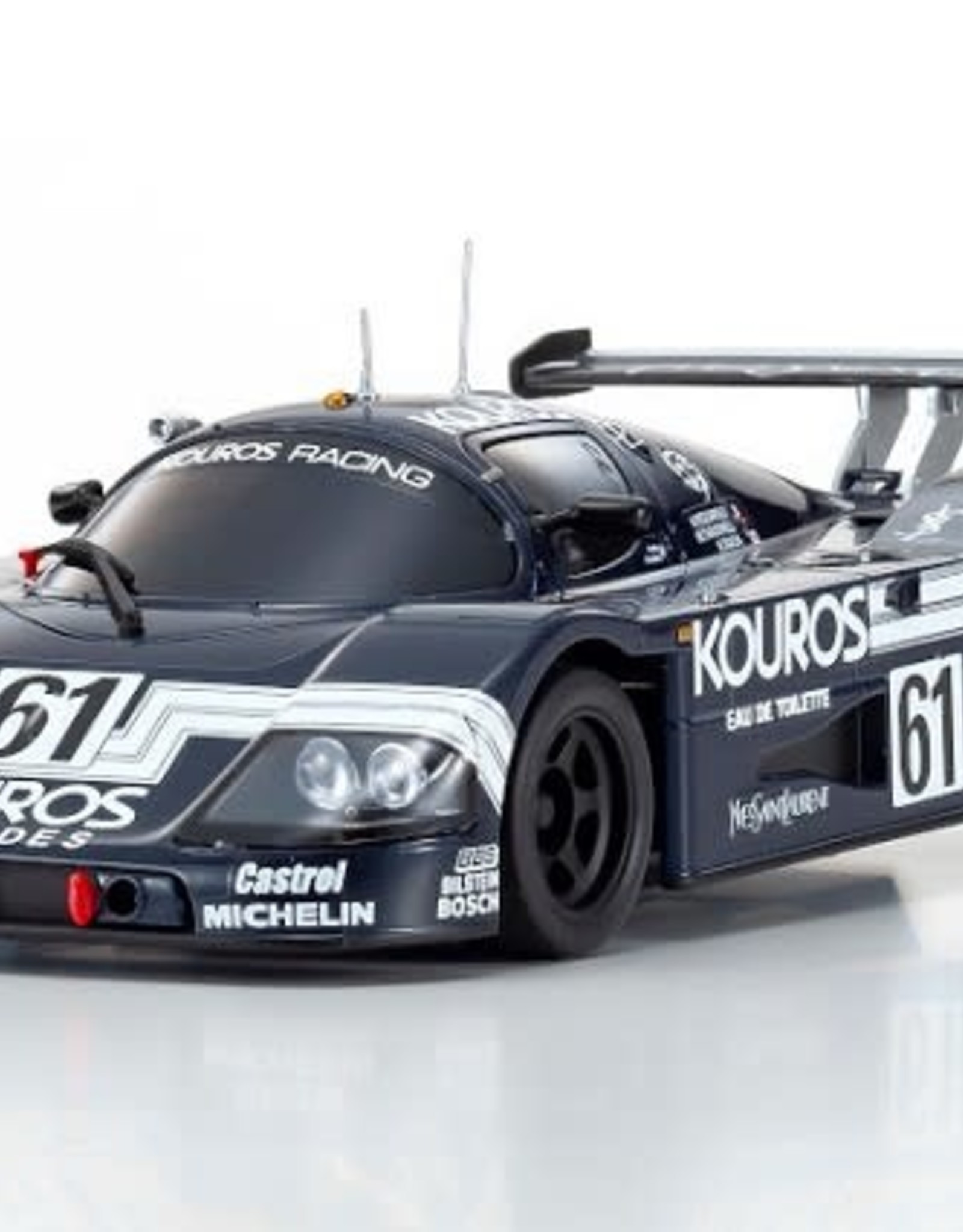 KYOSHO KYO32327KR MINI-Z RWD Sauber-Mercedes C9 No. 61 LM 1987 MR-03 Readyset
