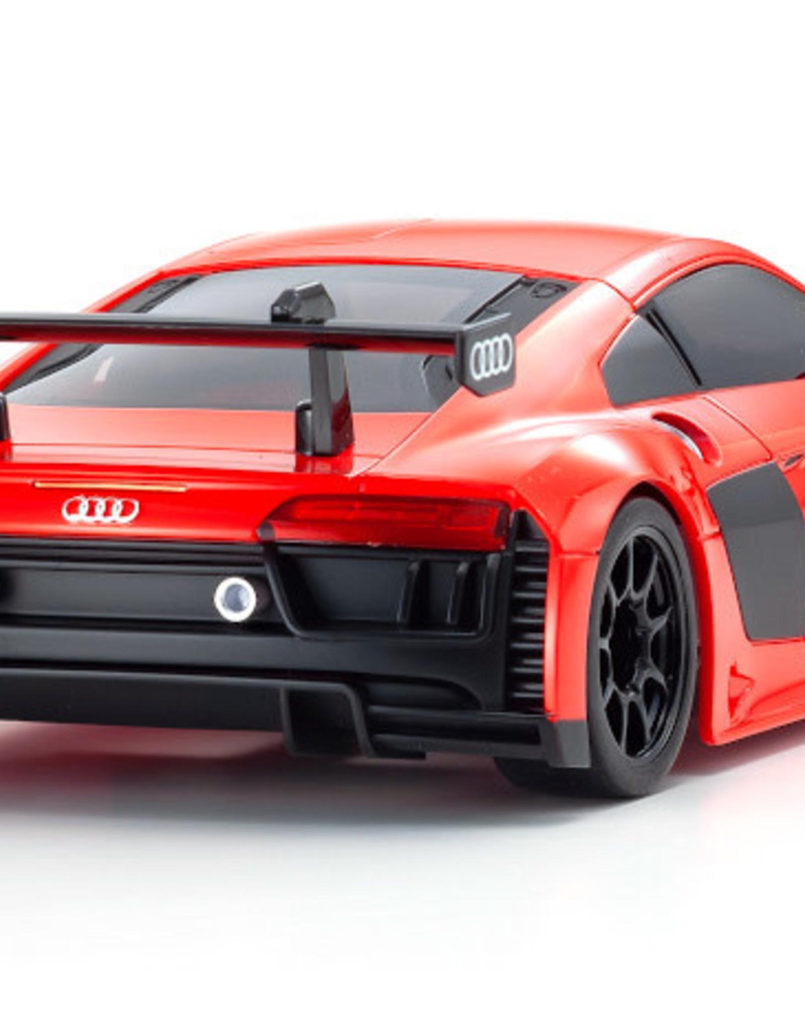 KYOSHO KYO32323R MINI-Z RWD Audi R8 LMS RED