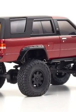 KYOSHO KYO32522MR Mini-Z 4X4 Toyota 4 Runner (HiLux Surf) Metallic Red Ready Set