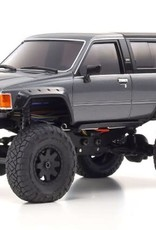 KYOSHO KYO32522GM Mini-Z 4X4 Toyota 4 Runner (HiLux Surf) Dark Metallic Grey Ready Set
