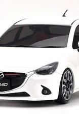 KYOSHO KYO32422WP-B MINI-Z FWD MA-03F Mazda 2 White Pearl Mica RS