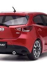 KYOSHO KYO32422R-B MINI-Z FWD MA-03F Mazda 2 Red Premium Metallic RS