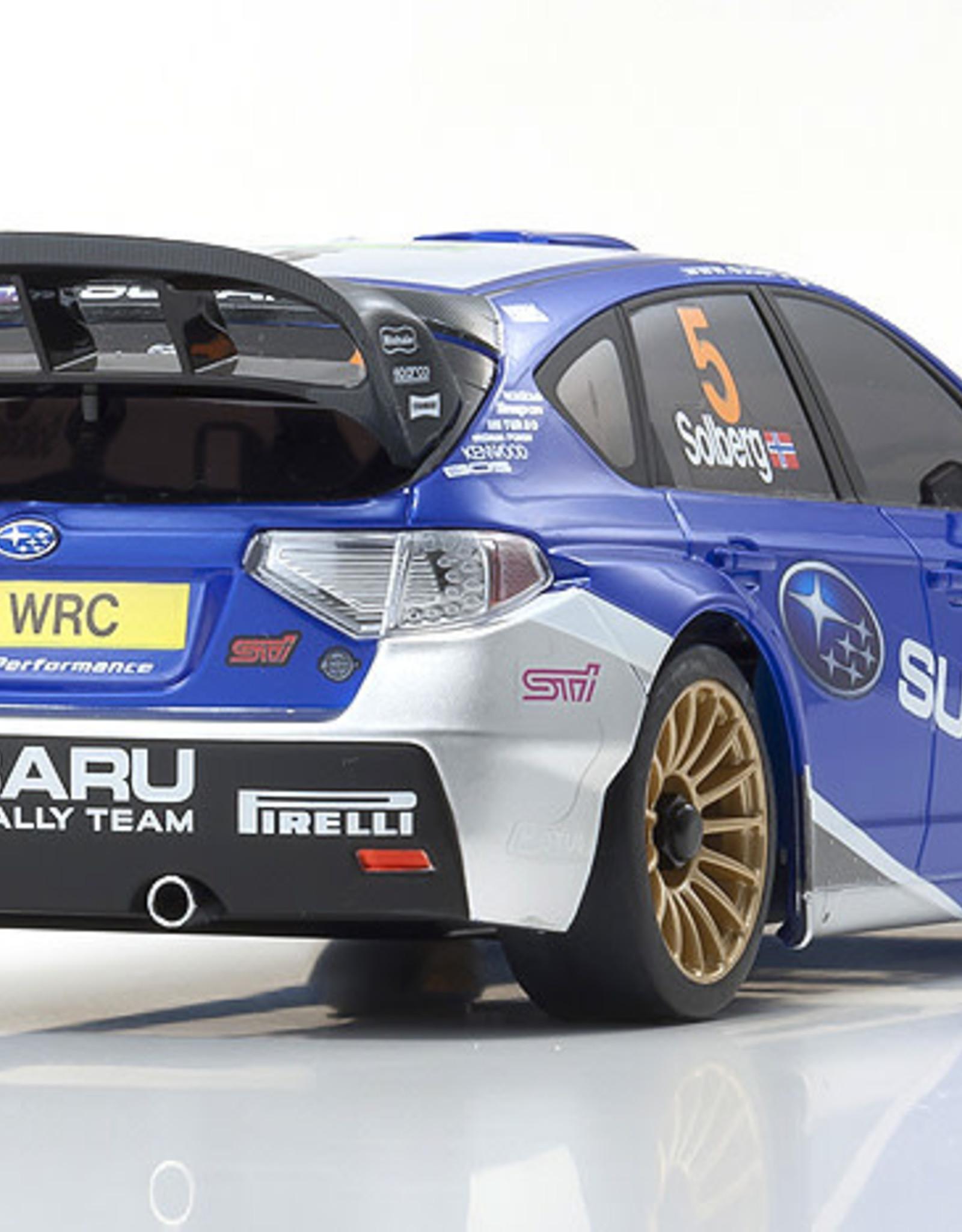 KYOSHO KYO32614WR MINI-Z AWD SUBARU IMPREZA WRC 2008 Readyset