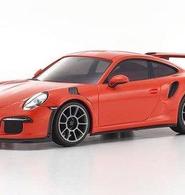 KYOSHO KYOMZP150OR-B ASC MR-03N-RM Porsche 911 GT3 RS Orange