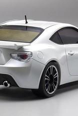 KYOSHO KYOMZP154PW ASC MR03RWD Toyota 86 Pearl White